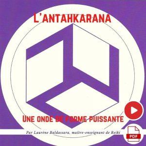 Formation complète : L'antahkarana (vidéo+manuel+4 versions)