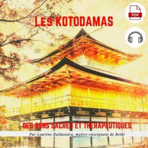 Les kotodamas + audio (MP3)