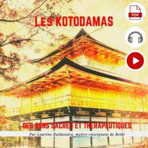 Formation complète : Les kotodamas (Manuel+MP3+Video)