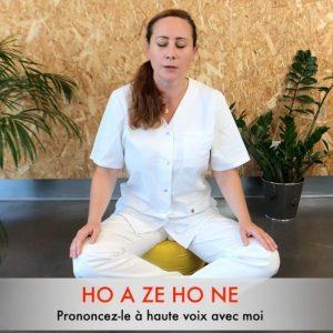 Formation complète : Les kotodamas (vidéo+manuel+MP3)