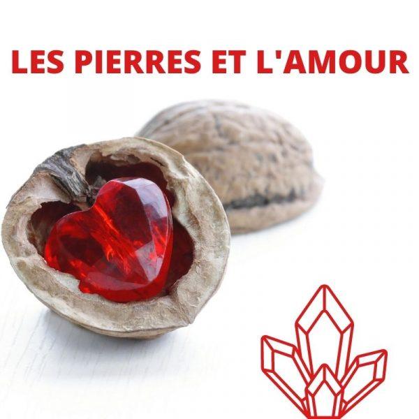 les pierres et l'amour