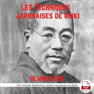 Les Techniques Japonaises de Reiki de Mikao Usui