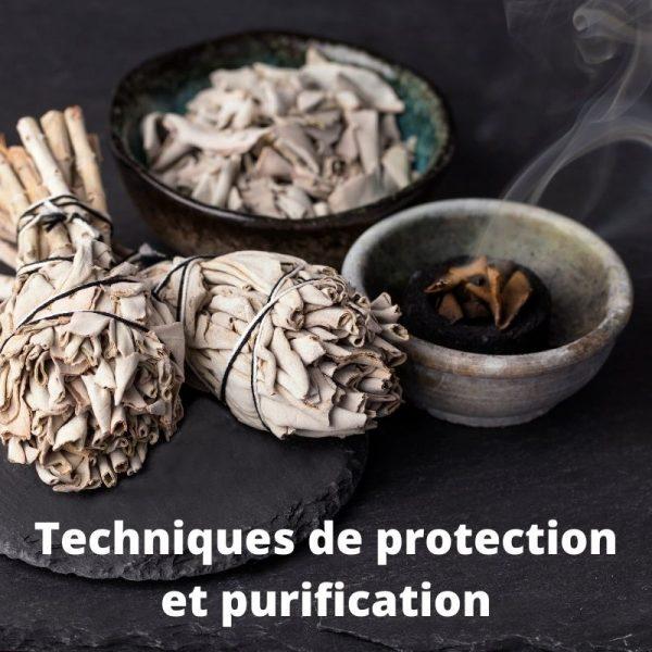 techniques de protection et purification