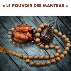 Le pouvoir des mantras (PDF) + 10 fichiers audio (MP3)