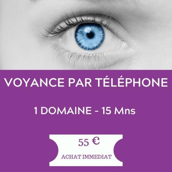 voyance 15 mns