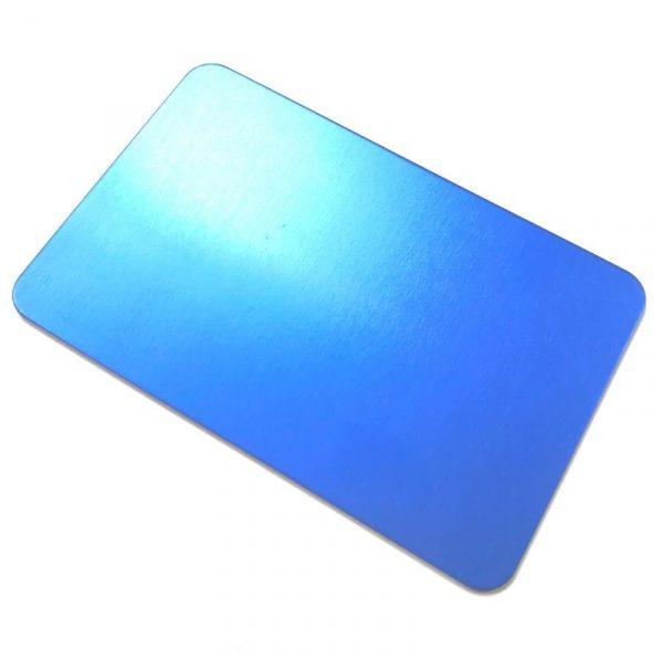 plaque bleu tesla