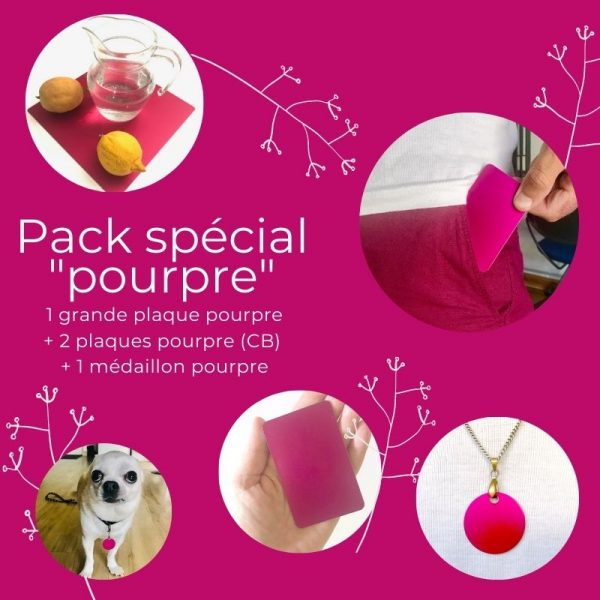 pack special pourpre