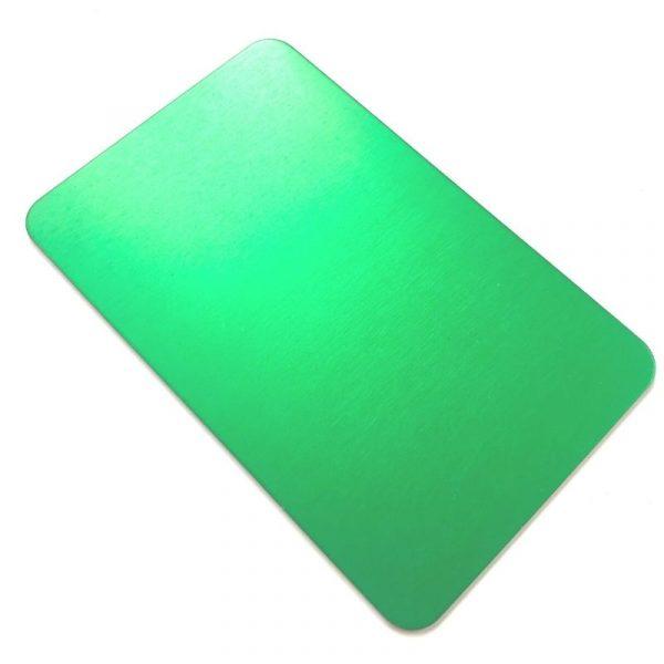 plaque energie verte