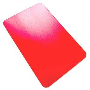 plaque energie rouge tesla
