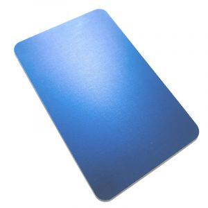 Plaque d'énergie bleu indigo Nikola Tesla