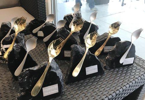 trophées georgette d'or
