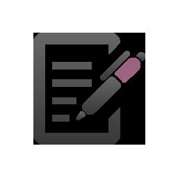 crayon et stylo