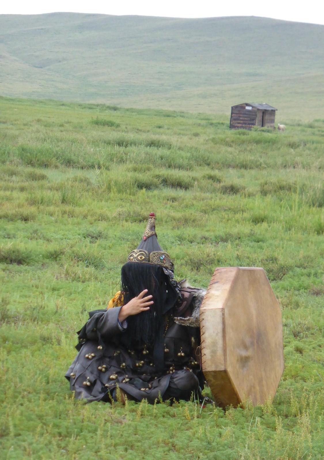 chamanisme en mongolie