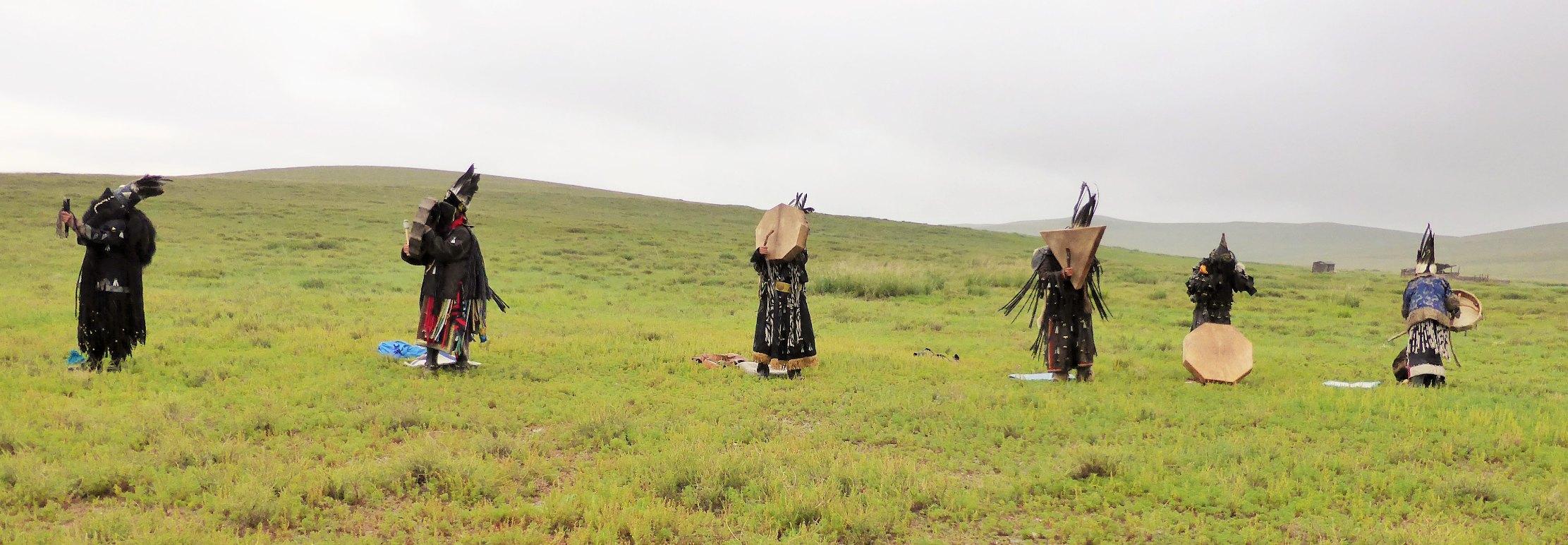 shamas mongols