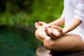 personne en meditation