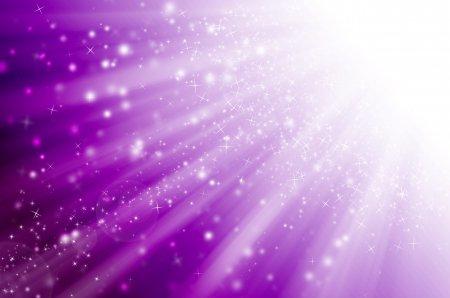 lumière violette