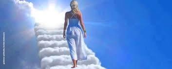 ange dans le ciel