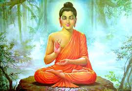 bouddha qui medite