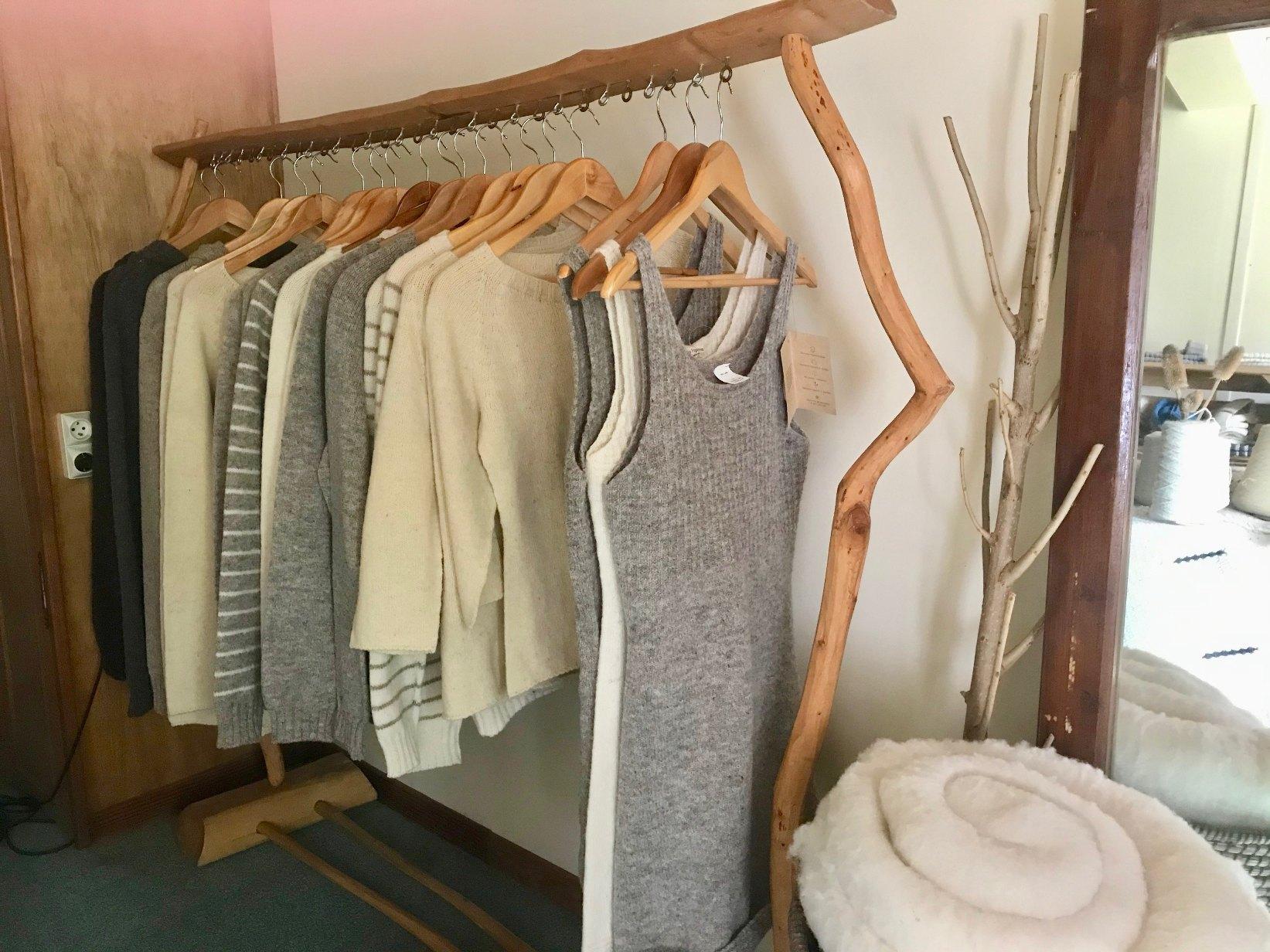 robes des laines paysannes
