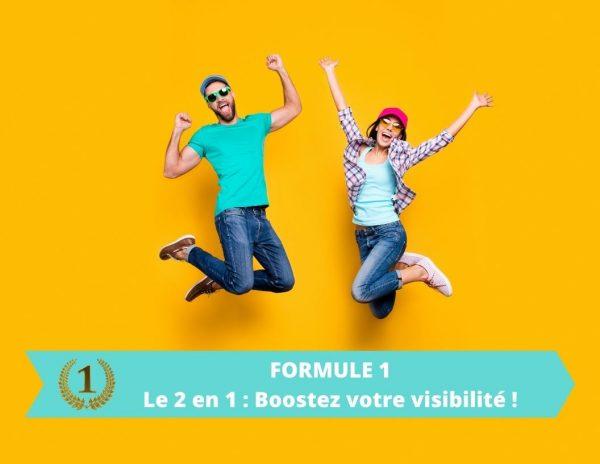 formule 1 publicité     Laurene Baldassara