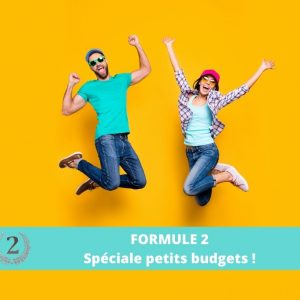 formule 2 publicité