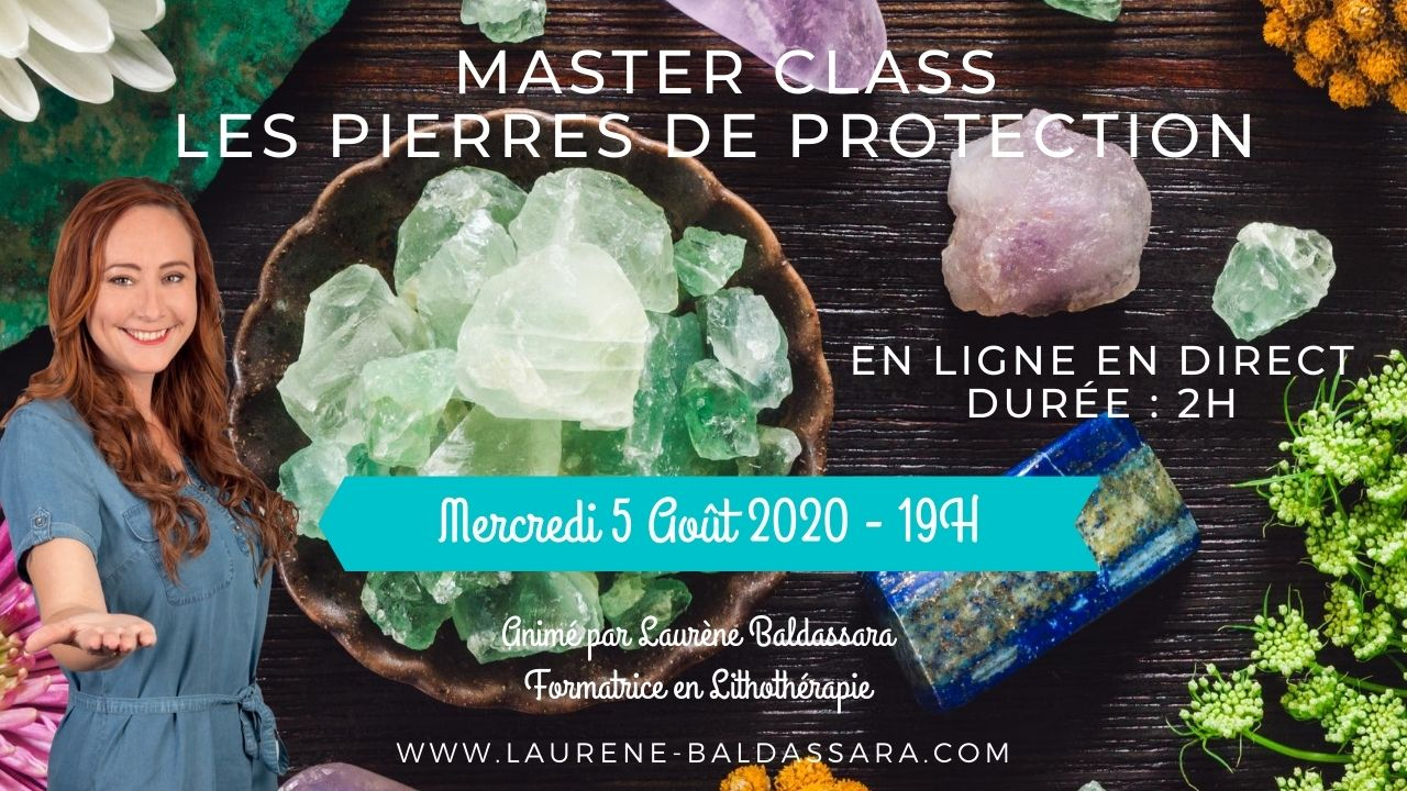 formation pierres de protection