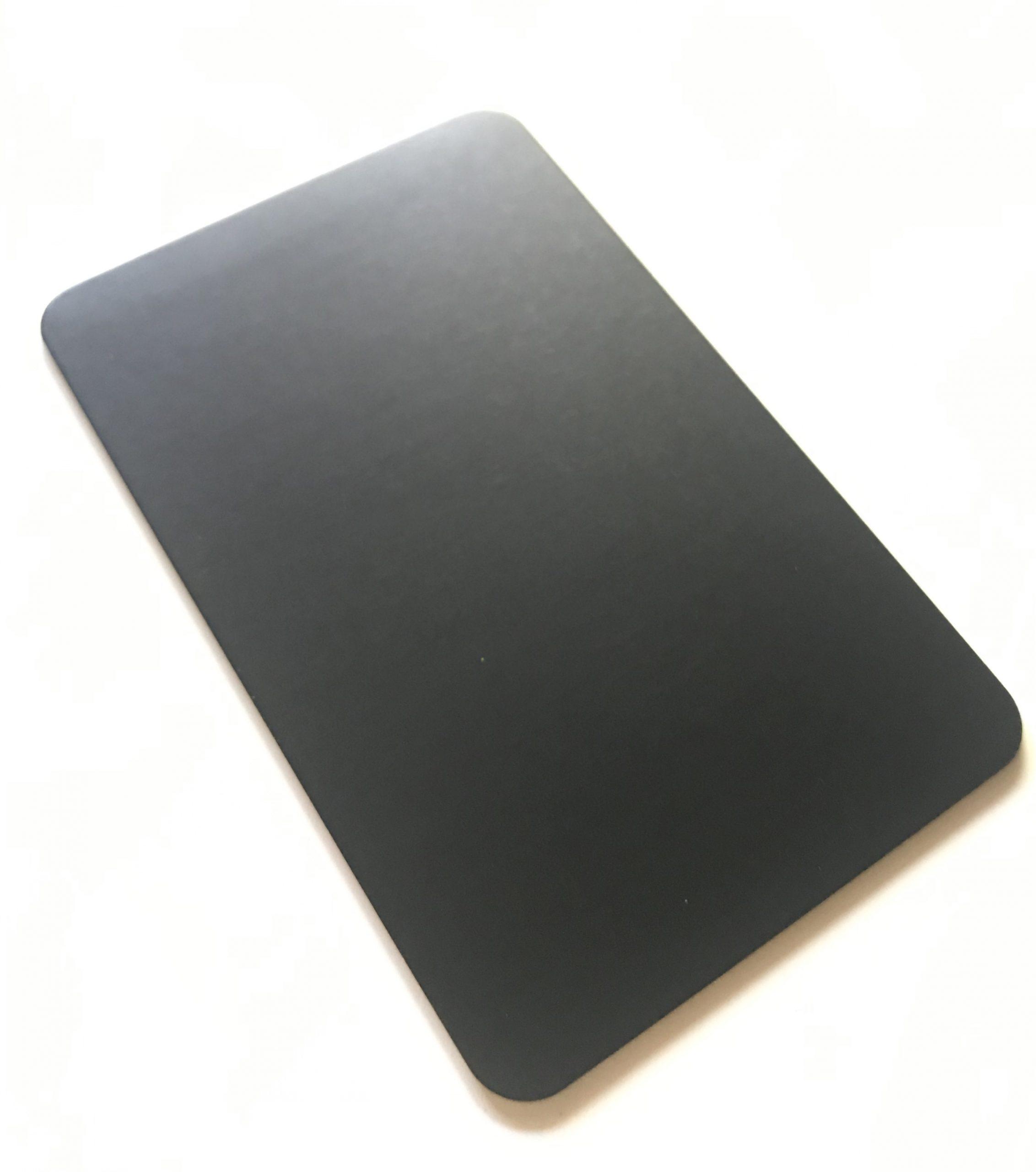 La plaque d'énergie black