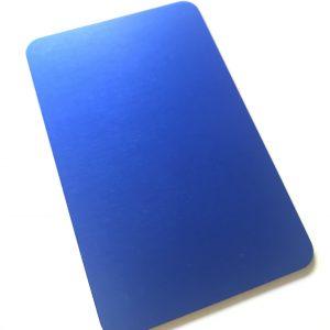 plaque energie bleue tesla