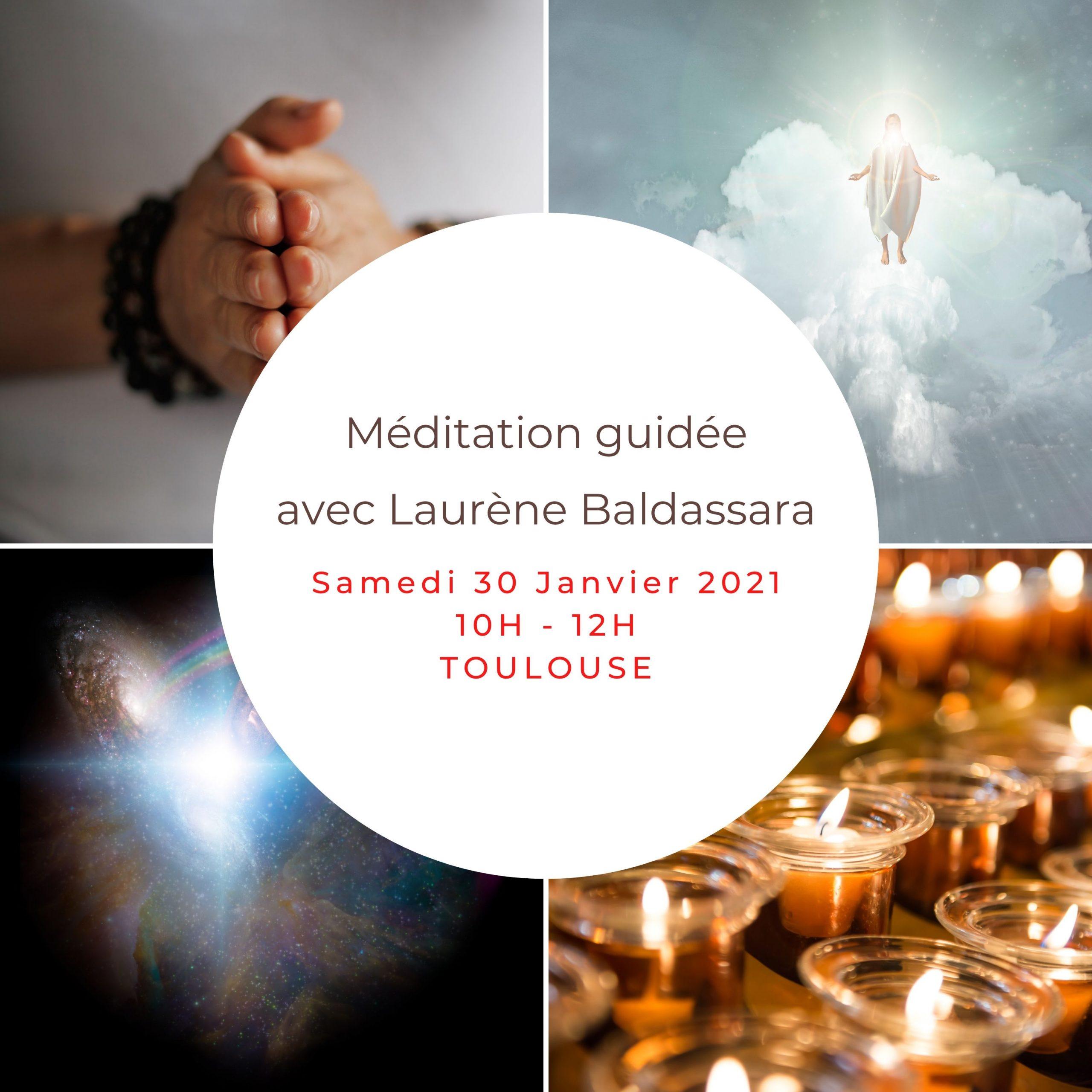 méditation avec laurène baldassara