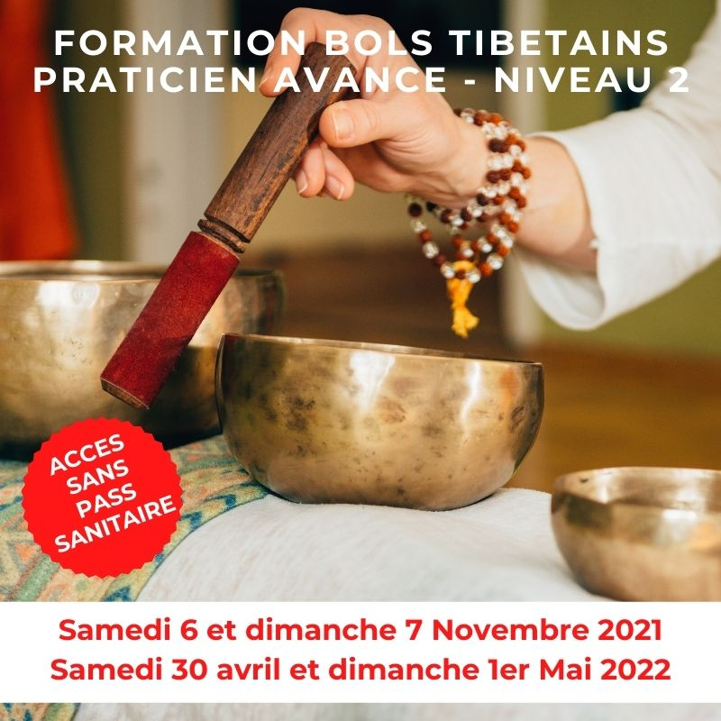 formation praticien avancé aux bols tibétains à toulouse
